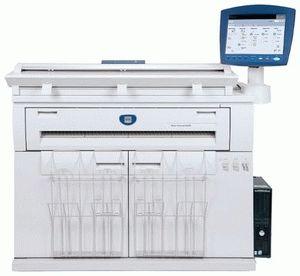 ремонт принтера XEROX 6604