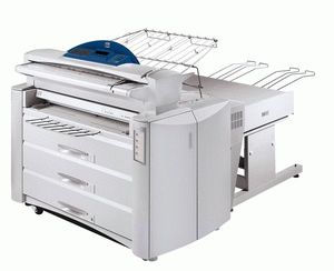 ремонт принтера XEROX 721 PRINT SYSTEM