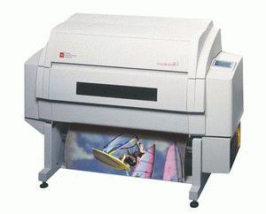 ремонт принтера XEROX COLORGRAFX X2 COLOR INKJET PRINTER 36-IN