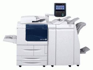 ремонт принтера XEROX D125 PRINTER