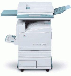 ремонт принтера XEROX DOCUCOLOR 1632