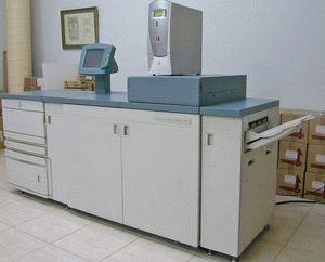 ремонт принтера XEROX DOCUCOLOR 2060