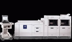 ремонт принтера XEROX DOCUPRINT 100 ENTERPRISE PRINTING SYSTEM