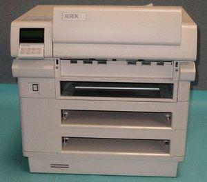 ремонт принтера XEROX DOCUPRINT 4520