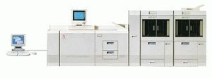 ремонт принтера XEROX DOCUPRINT 4635 LASER PRINTING SYSTEM