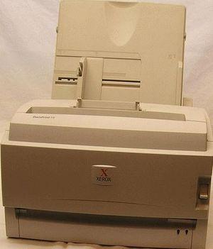 ремонт принтера XEROX DOCUPRINT P8