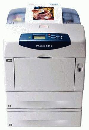 ремонт принтера XEROX PHASER 6360DX