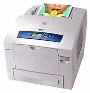 ремонт принтера XEROX PHASER 8550DX