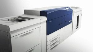 ремонт принтера XEROX VERSANT 2100 PRESS