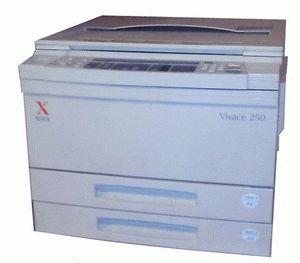 ремонт принтера XEROX VIVACE 250