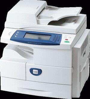 ремонт принтера XEROX WORKCENTRE 4150
