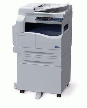 ремонт принтера XEROX WORKCENTRE 5021D