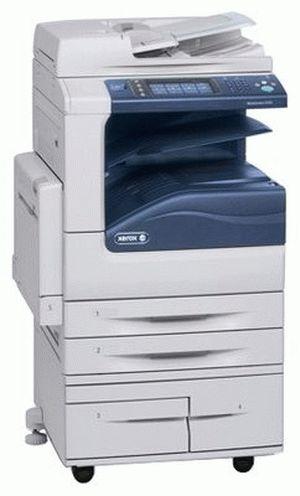 ремонт принтера XEROX WORKCENTRE 5330 COPIER