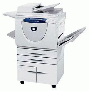 ремонт принтера XEROX WORKCENTRE 5638 COPIER/PRINTER/SCANNER