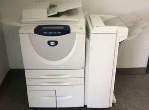 ремонт принтера XEROX WORKCENTRE 5655 COPIER/PRINTER