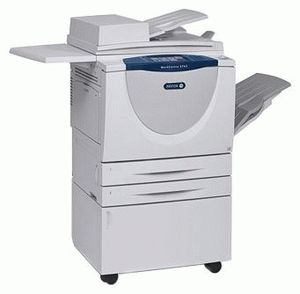 ремонт принтера XEROX WORKCENTRE 5735 COPIER/PRINTER/MONOCHROME SCANNER
