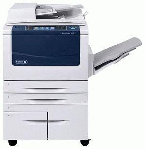 ремонт принтера XEROX WORKCENTRE 5845