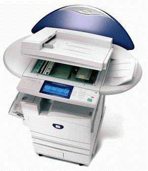 ремонт принтера XEROX WORKCENTRE M24