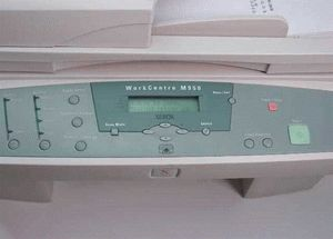 ремонт принтера XEROX WORKCENTRE M950