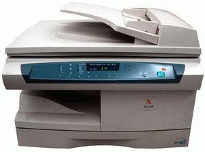 ремонт принтера XEROX WORKCENTRE XD125F