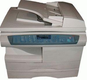 ремонт принтера XEROX WORKCENTRE XD155DF