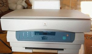 ремонт принтера XEROX WORKCENTRE XE62