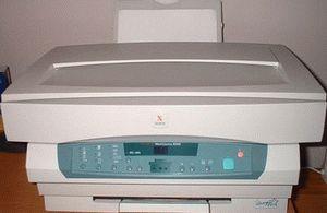 ремонт принтера XEROX WORKCENTRE XE80
