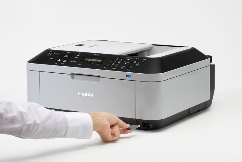 компьютер не видит принтер кэнон через usb