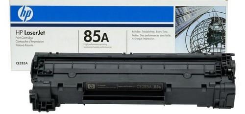 Как заправить картридж лазерного принтера hp