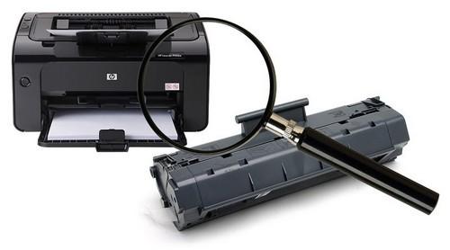 Почему hp принтер не печатает