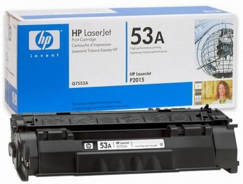 принтер hp после заправки не видит картридж