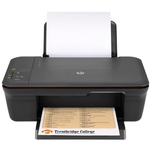 hp принтер печатает пустые листы