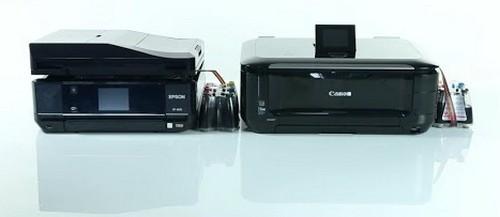 какой принтер лучше canon или epson