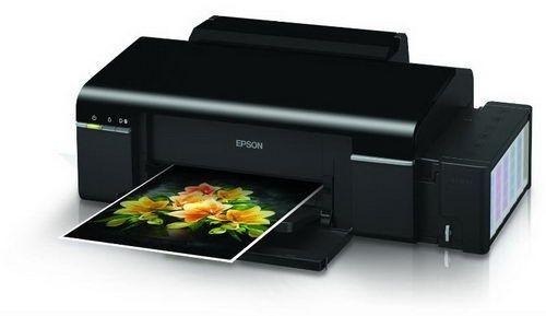 печать фотографий на принтере epson