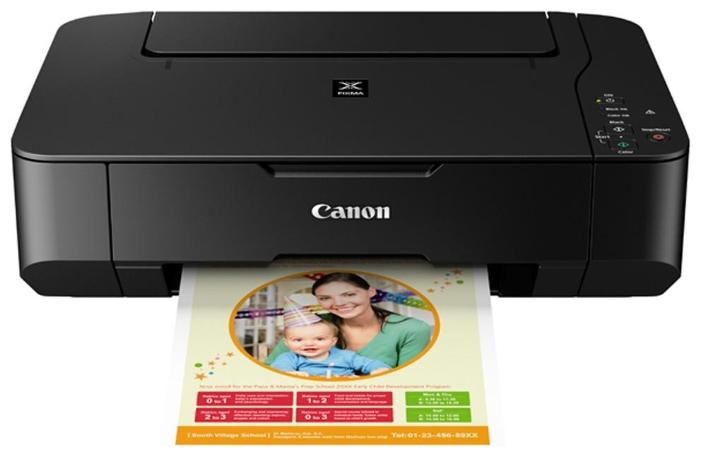 плохо печатает принтер canon