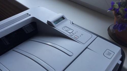 почему принтер hp медленно печатает