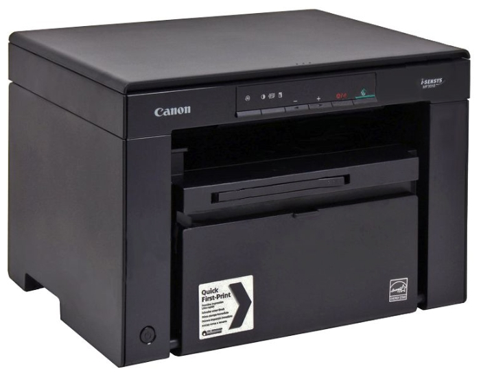 не захватывает принтер canon бумагу