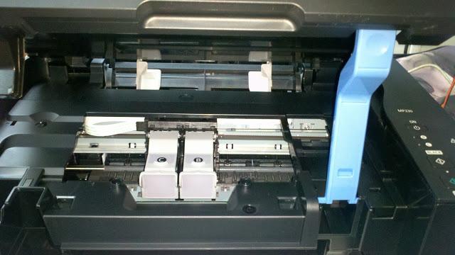 canon принтер не распознает картридж