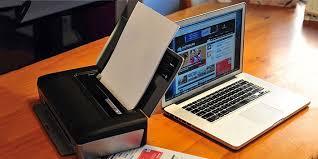 как подключить canon принтер к ноутбуку