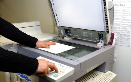 как на принтере кэнон сделать ксерокопию