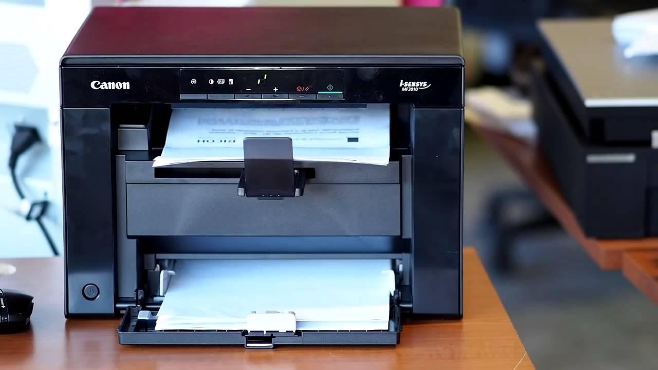 как сделать копию на принтере canon