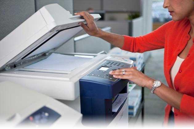 как пользоваться сканером canon на принтере