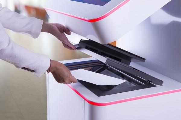 как отсканировать фото с принтера кэнон на компьютер