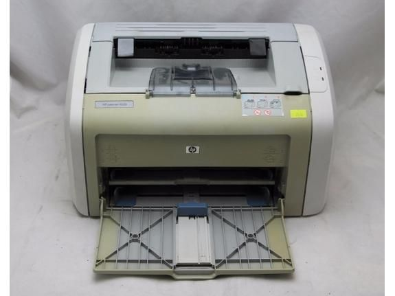 не печатает hp laserjet 1020