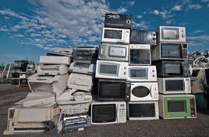 Утилизация бытовых приборов